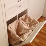 Canvas Hamper Bags