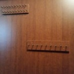 Tie & Belt Racks