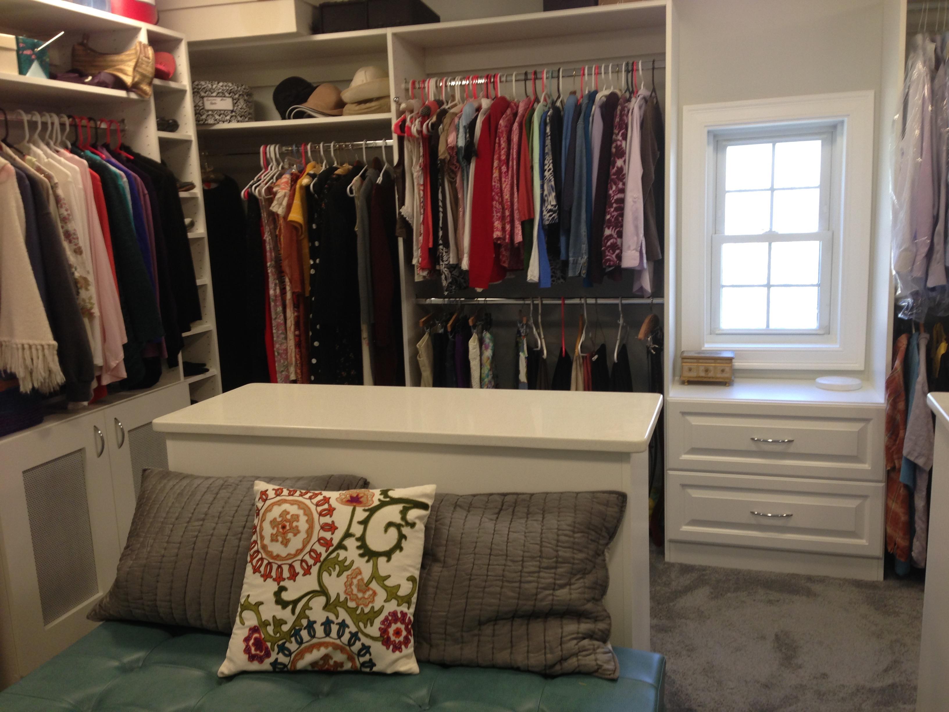 Creative Closet Solutions